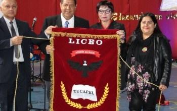 Liceo «Andrés Alcazar» de Tucapel contará con un moderno laboratorio de computación
