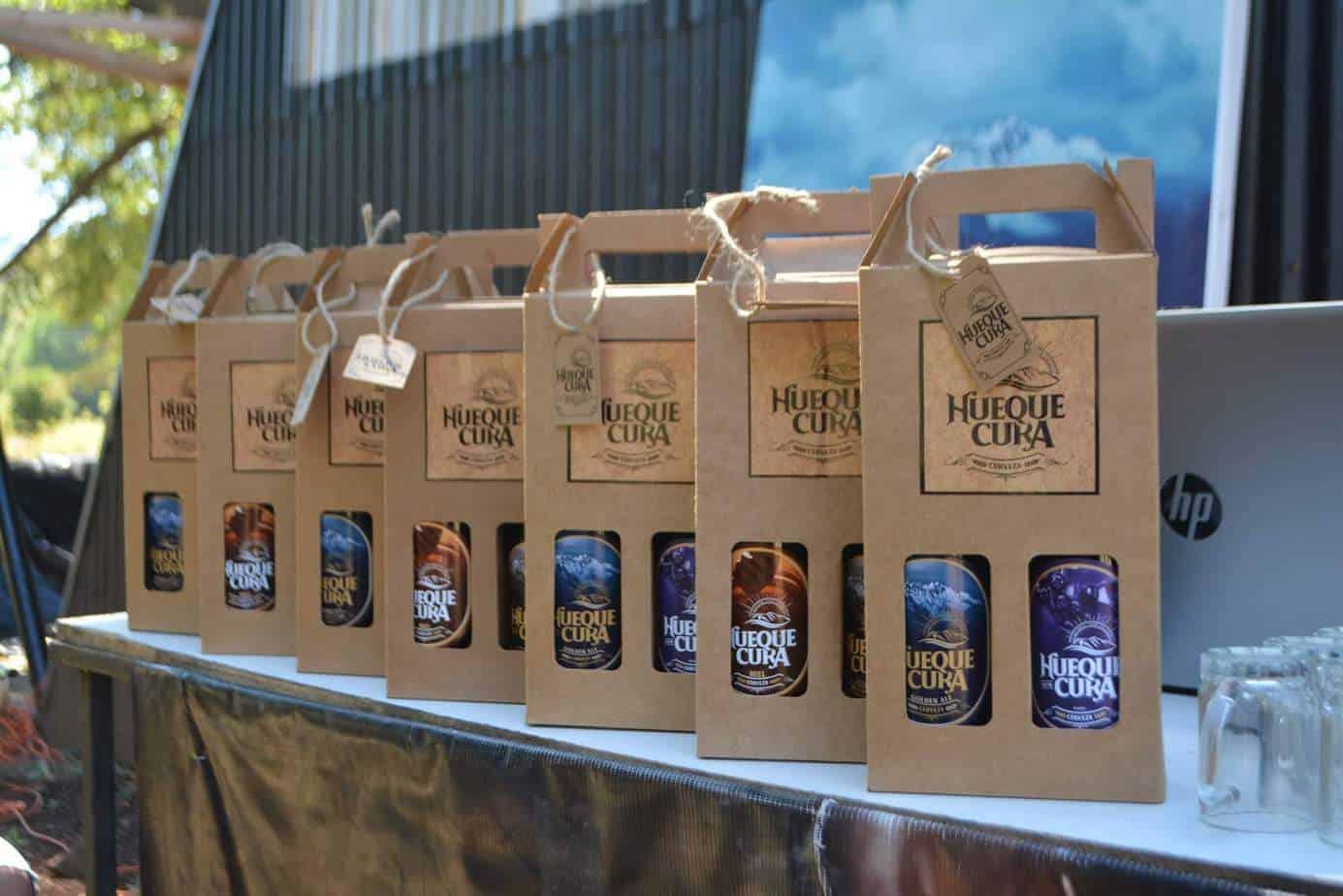 Cerveza Huequecura bate todos sus records: aumentó su producción en 1.100%