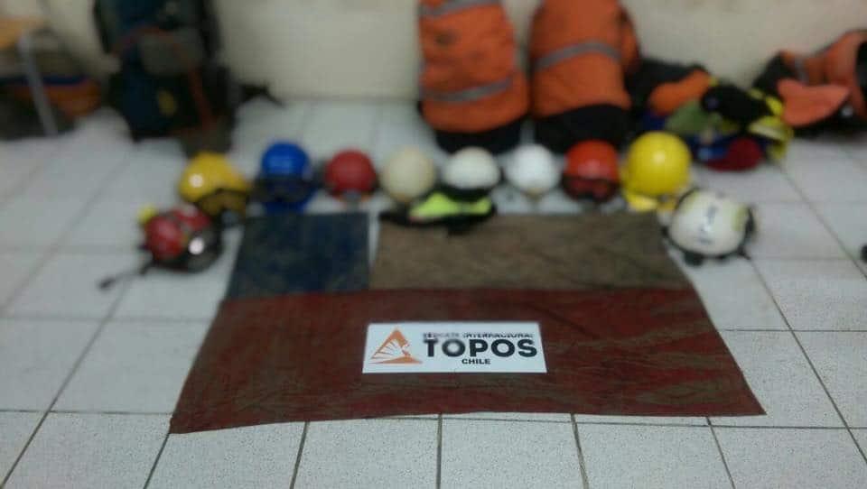 El incansable trabajo de Los Topos por encontrar a mujer desaparecida en Antuco