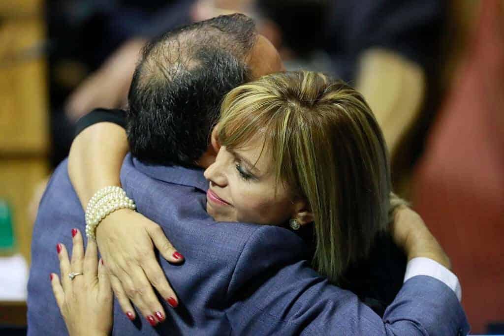 Diputada Loreto Carvajal es nombrada vicepresidenta de la Cámara
