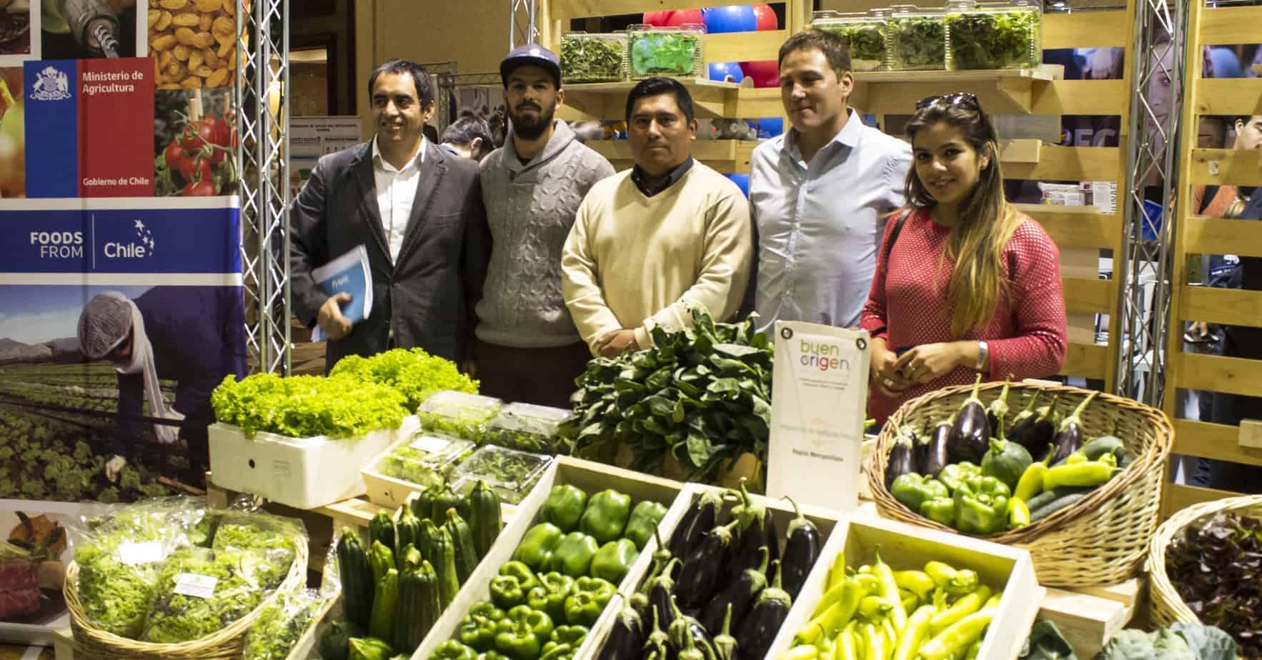 Buscan empresas regionales para vender sus productos a Junaeb