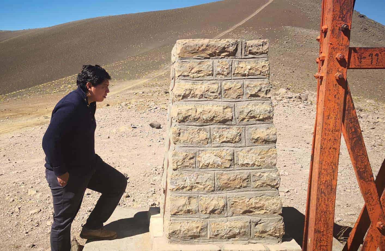Gobernador buscará extender duración del Paso  Pichachen la próxima temporada