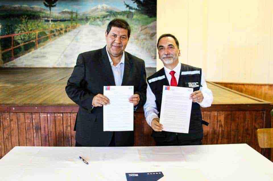Vecinos de Tucapel ya no tendrán que ir a Concepción para hacer sus reclamos en la SEC