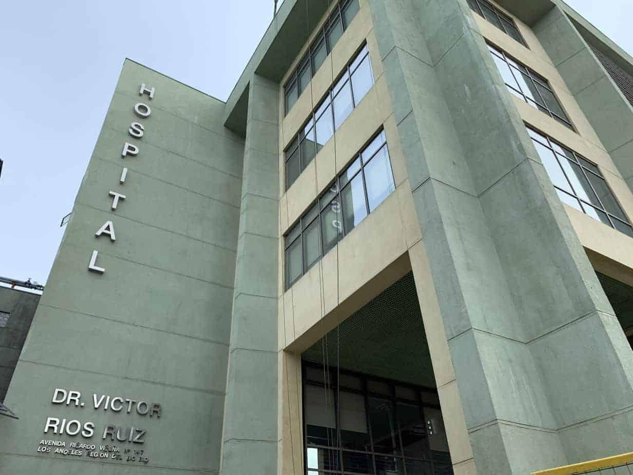 Covid se ramifica en el Hospital de Los Ángeles y tiene tres áreas comprometidas