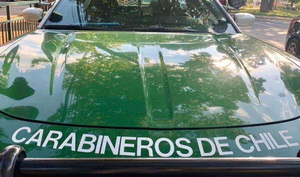 Ofuscado durante discusión en Antuco terminó disparando