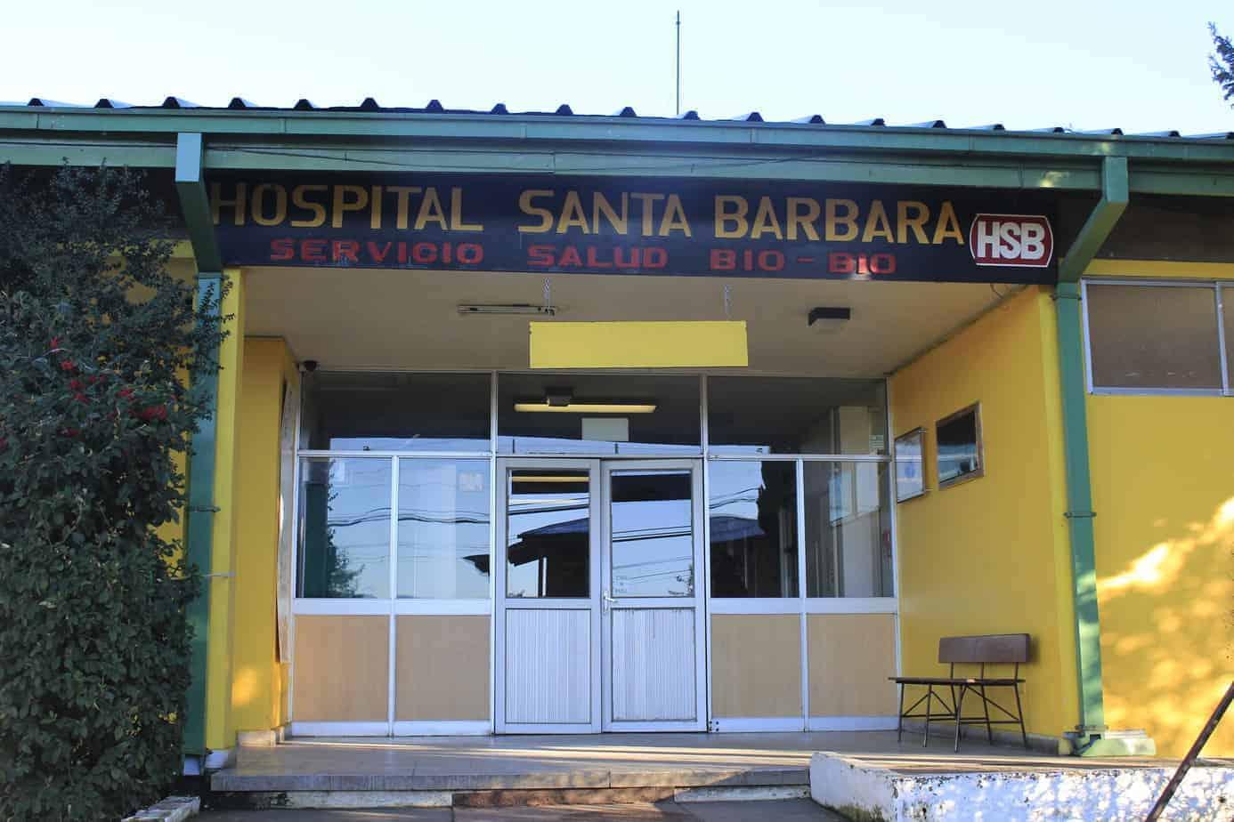 Funcionaria del Hospital de Santa Bárbara dio positivo para coronavirus
