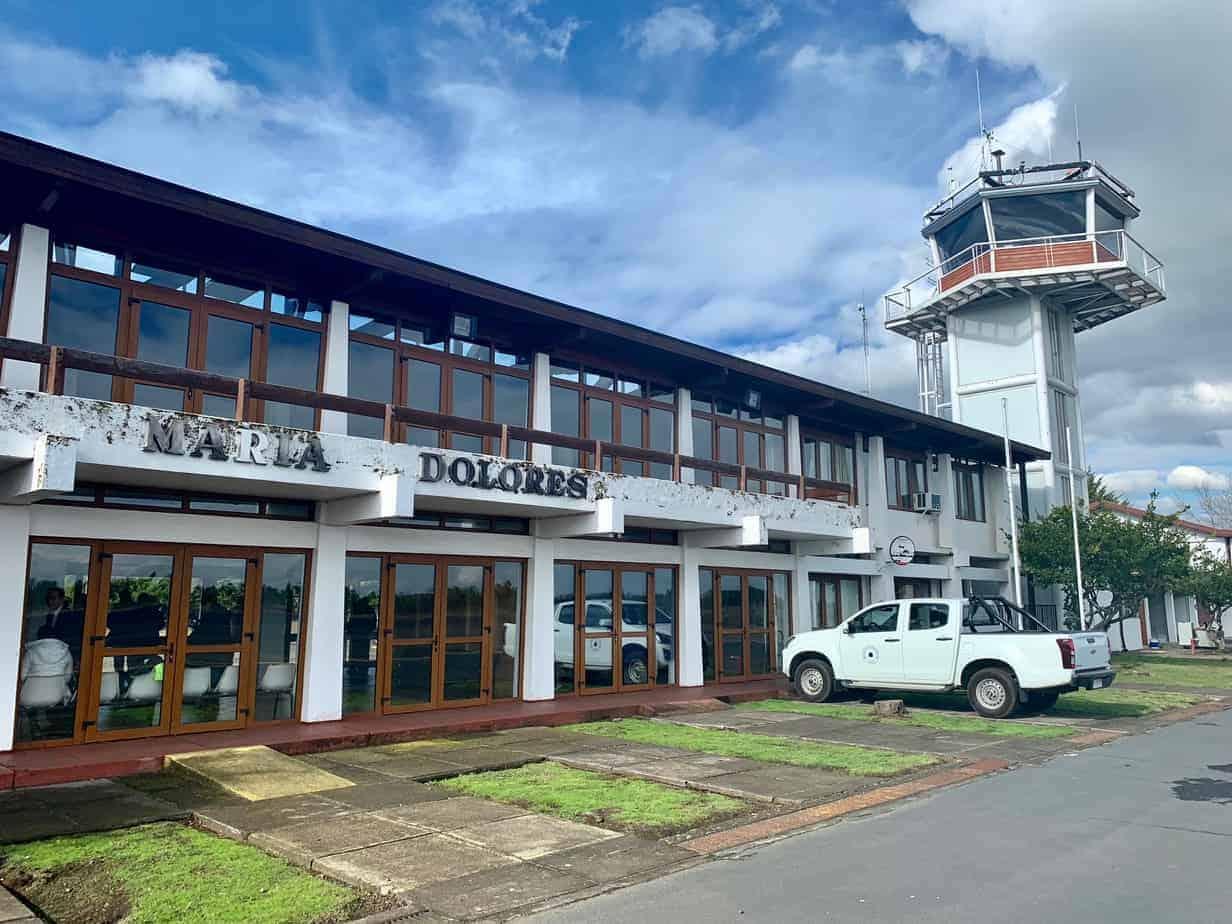 Autoridades se reunirán con la Directora Nacional de Aeropuertos y aerolíneas  por reactivación del aeródromo María Dolores