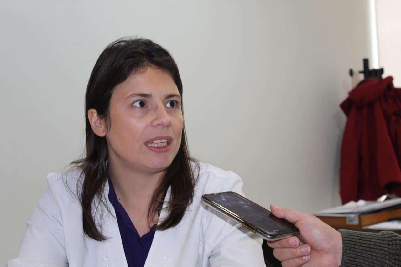 Subdirectora Médica del Servicio de Salud Biobío da positivo al examen PCR