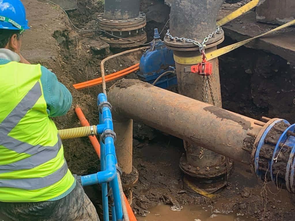 Sernac estudia acciones legales contra Essbio por compensaciones incompletas en cortes masivos de agua