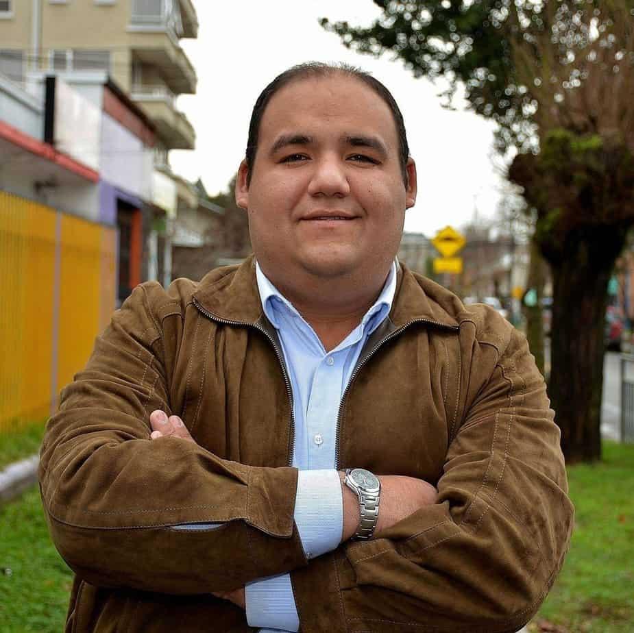 """Concejal González arremete contra Krause por dichos sobre recursos del Gore: """"el alcalde priorizó un estadio en vez de los temas importantes"""""""