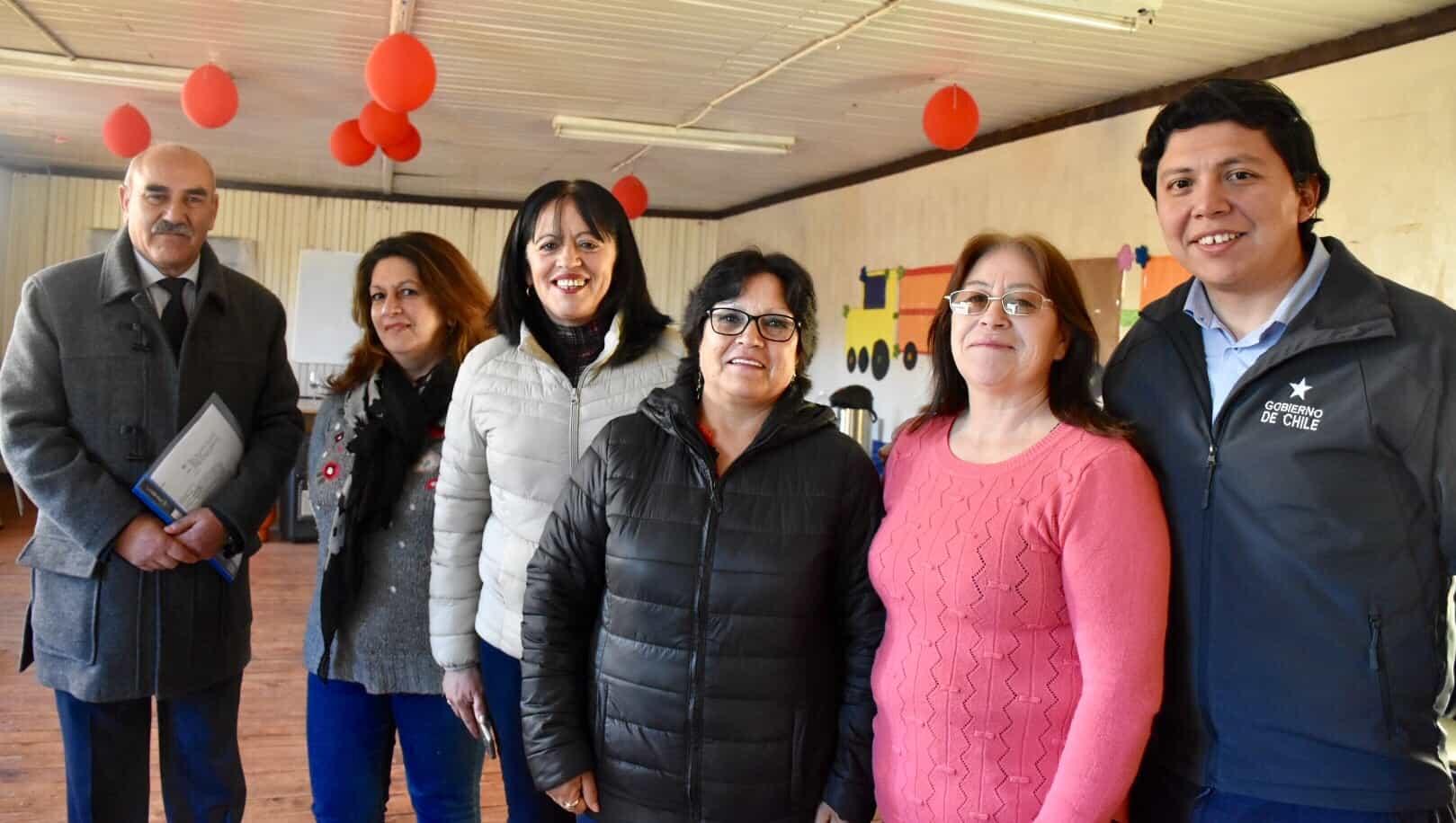 Vecinos de Río Claro en Yumbel contarán con nueva sede social