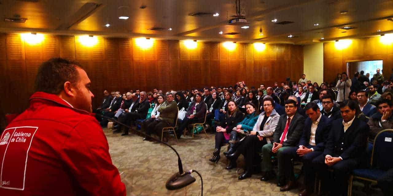 Foro Biobío de Cara al Mundo congregó a más de 200 emprendedores
