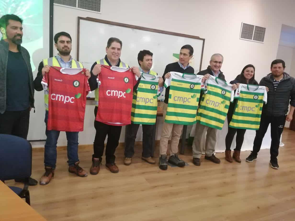 Club Deportivo Social y Cultural Nacimiento visita Planta Santa Fe