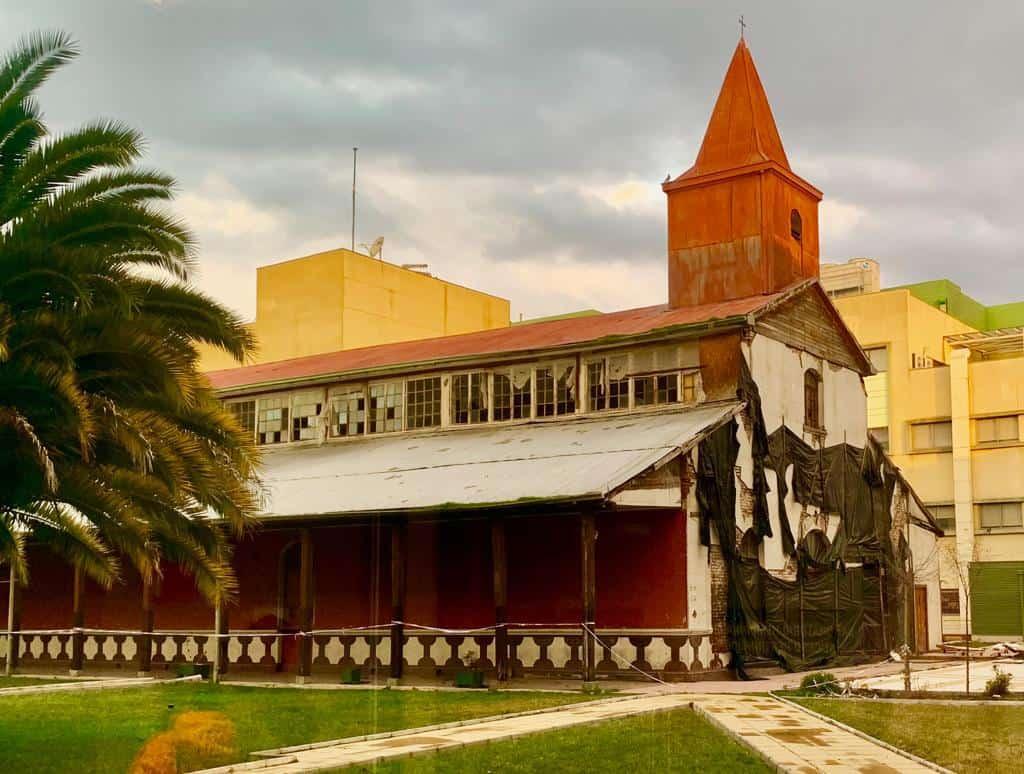 La Capilla San Sebastián: ha pasado mucho tiempo, es hora de restaurarla