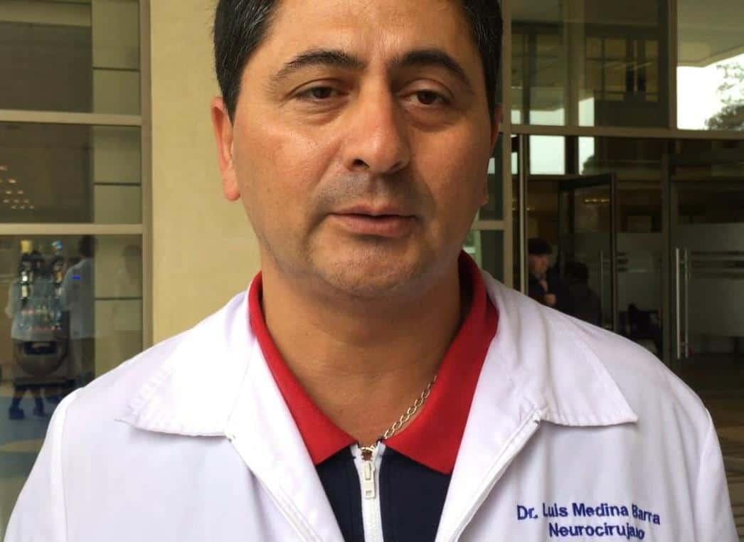 Colegio Médico y terreno para el nuevo hospital: «seremos uno de los servicios más potentes del país»