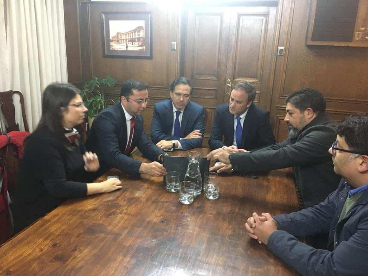 Diputado Norambuena solicita al Ministro de BB.NN agilizar traspaso de terreno para construir hospital de Mulchén