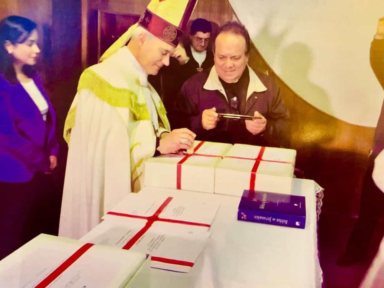 Milagro en Los Ángeles: obispado está a la espera del veredicto de la Santa Sede