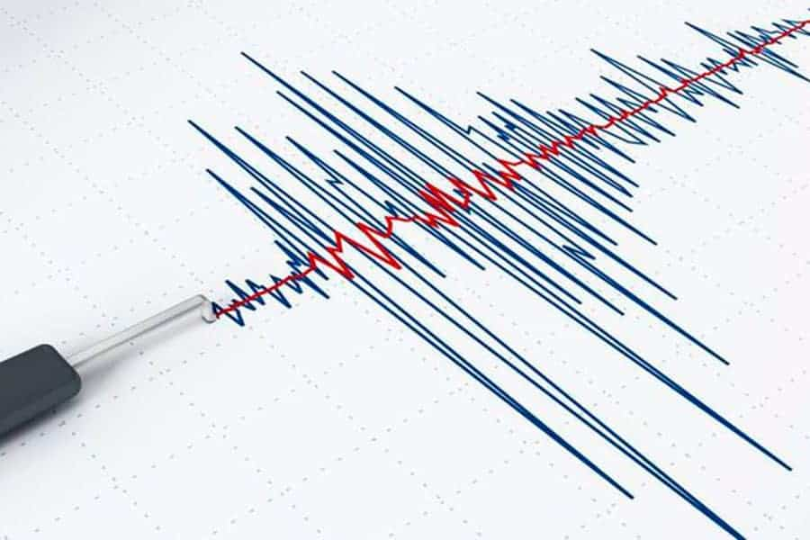 Sismo de 4º Richter se percibió este miércoles en el sur de Chile