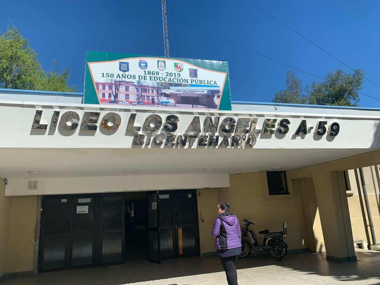 Menor apuñala a su compañero en el Liceo Bicentenario