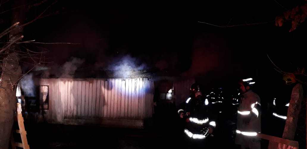 Incendio afecta a una vivienda en Los Ángeles