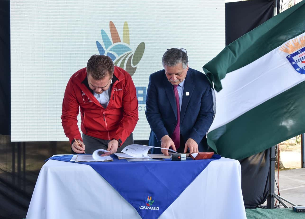 Firman traspaso de 3 mil millones del FNDR para la Provincia del Biobío
