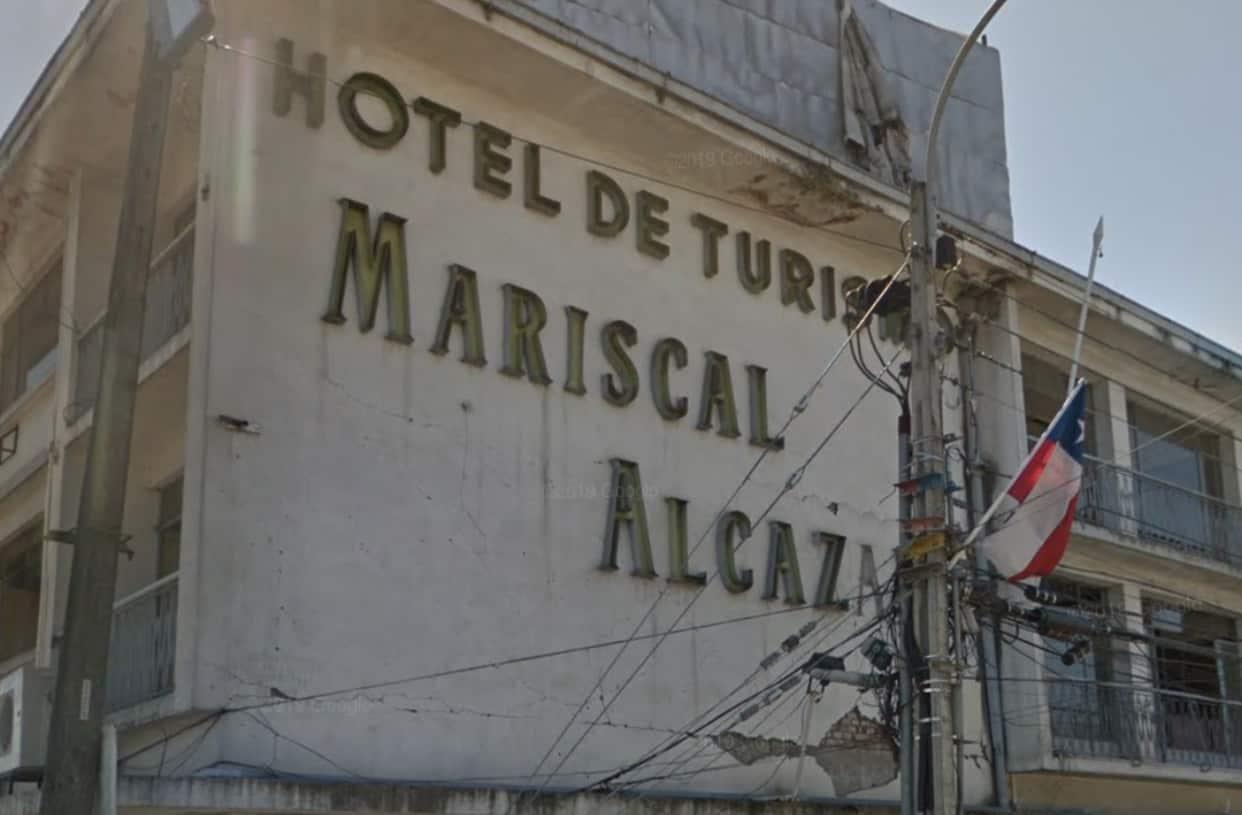Encuentran restos óseos en las obras  del Hotel Alcazar