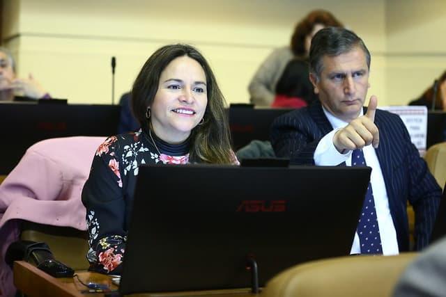 Fraudes de tarjetas: Diputada Joanna Pérez defenderá en Comisión Mixta la total devolución de los dineros