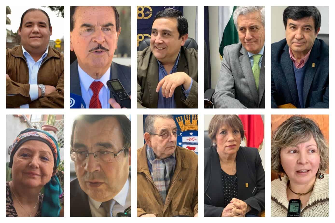 9 de los 10 concejales iría a la reelección en Los Ángeles