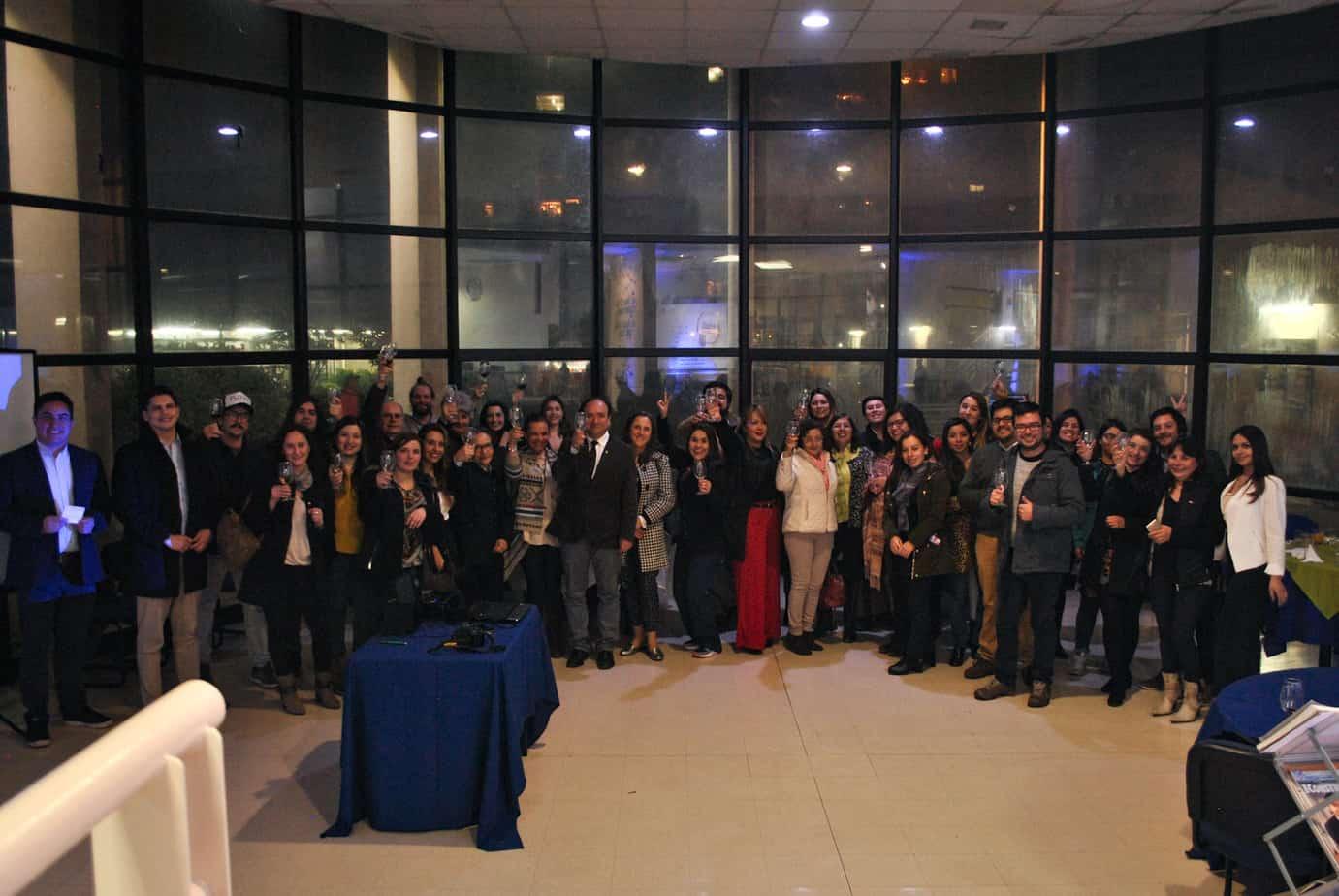 Realizan lanzamiento de la 1ª Feria del Vino en Instituto Virginio Gómez