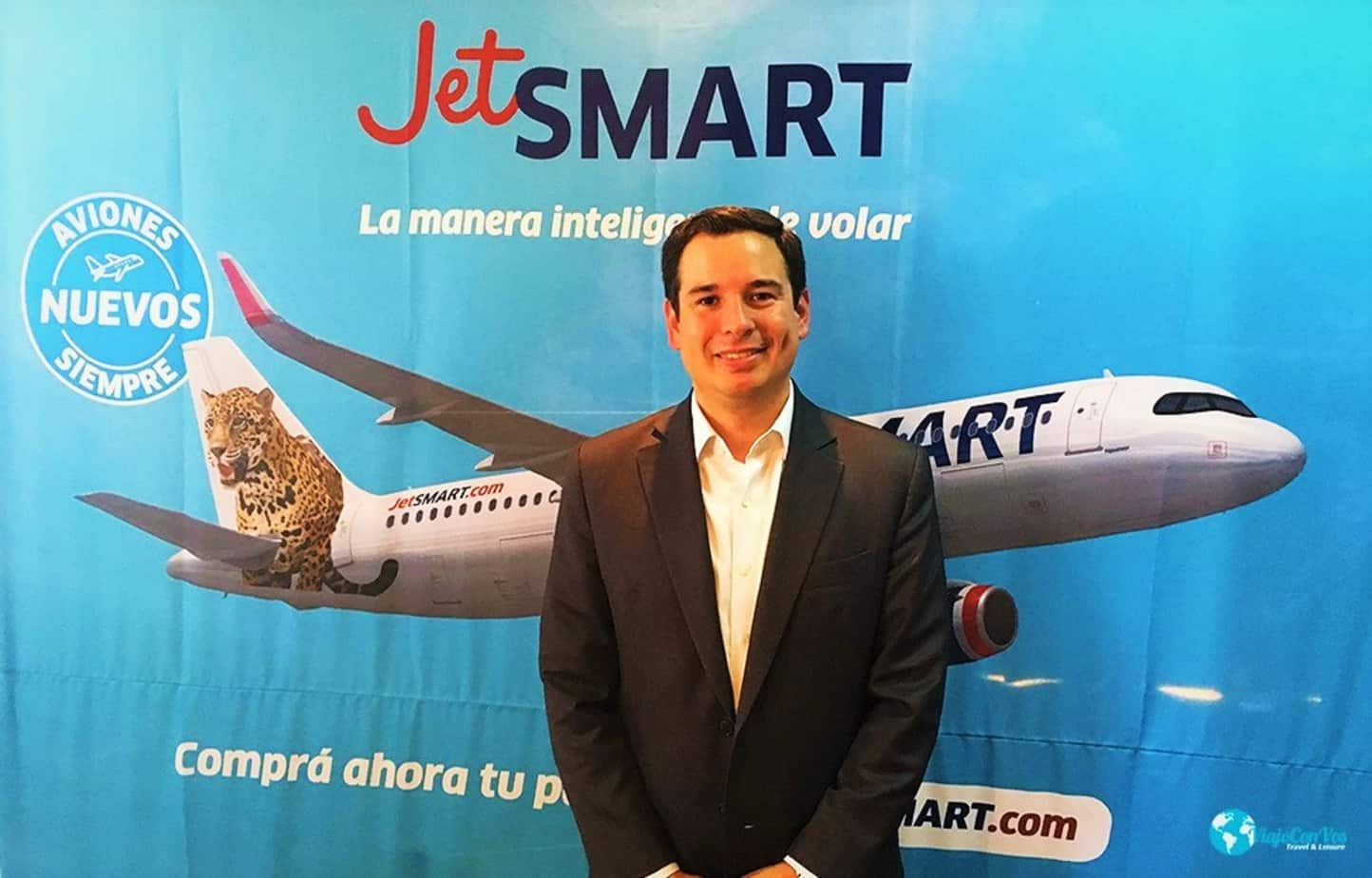 Gerente de Jetsmart y vuelos a Los Ángeles: «hemos trabajado cerca de las autoridades para que esto sea una realidad»