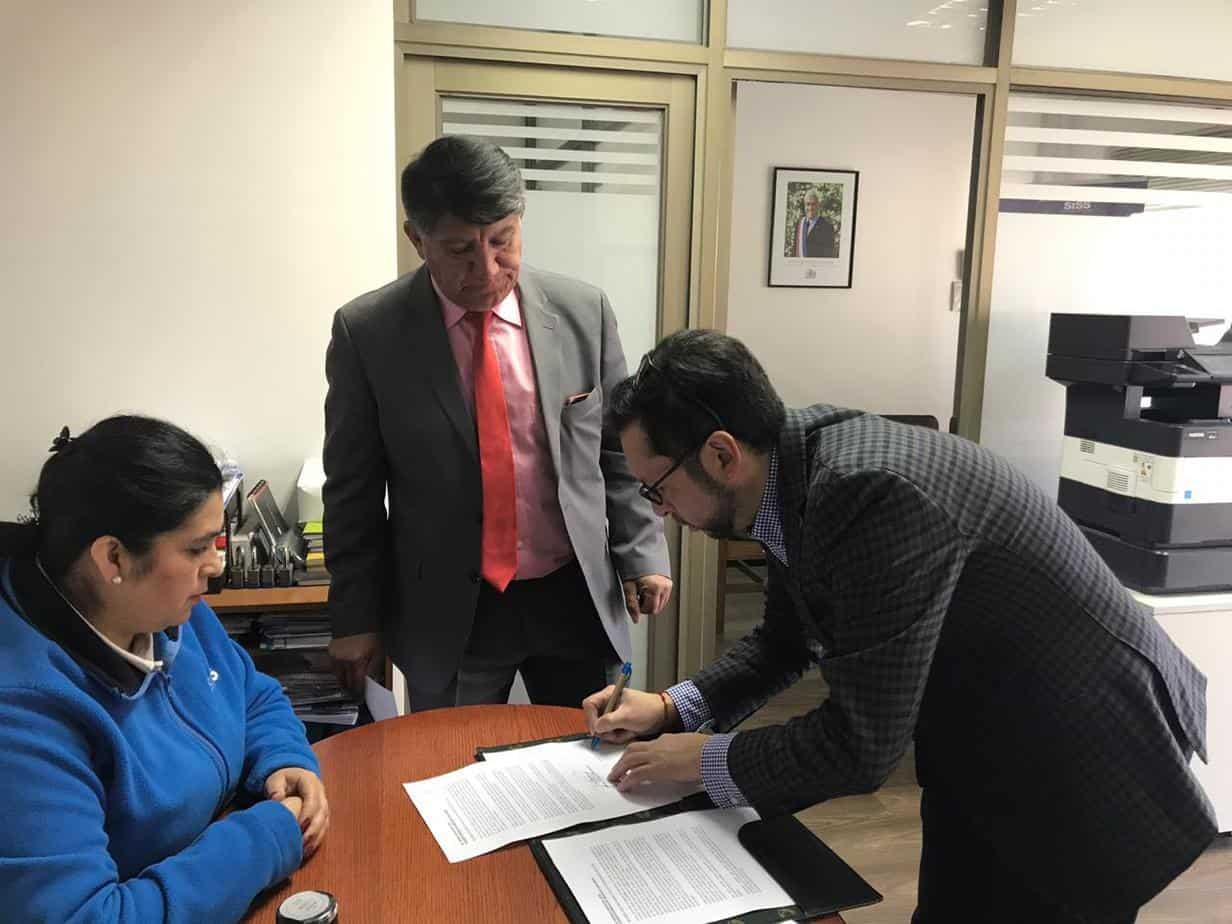 Presentan reclamo con argumentación jurídica por corte de agua que afectó a Los Ángeles y Chiguayante