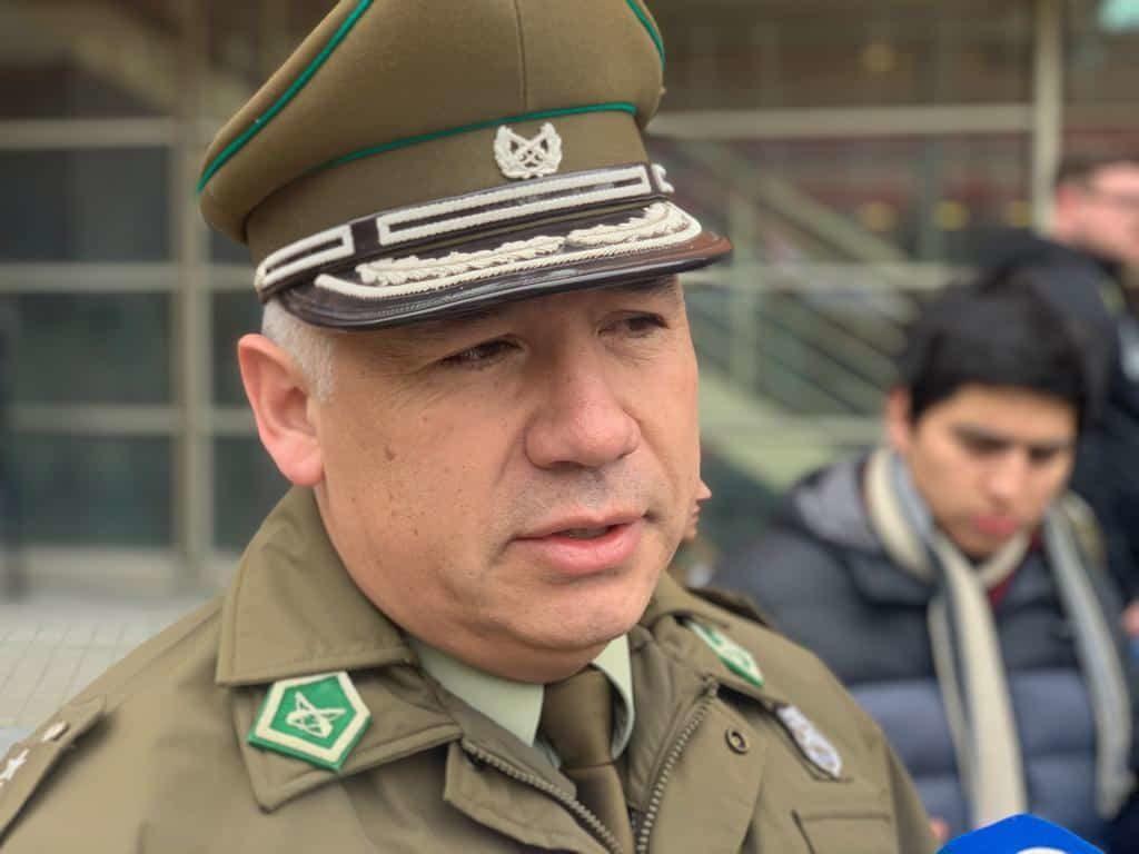 Prefecto de Carabineros y emergencia en Mulchén: «no se encontró ningún paquete sospechoso»