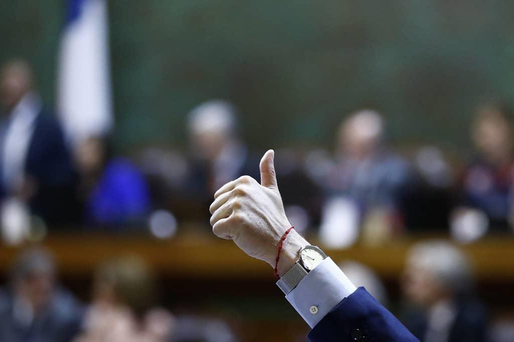 En medio de la crisis por el Covid-19: Cámara aprueba la «Ley Sticker»