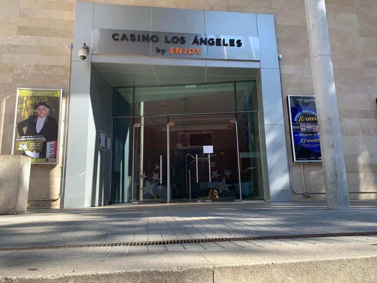 SCJ ordena el cierre de todos los Casino de Juego en el país