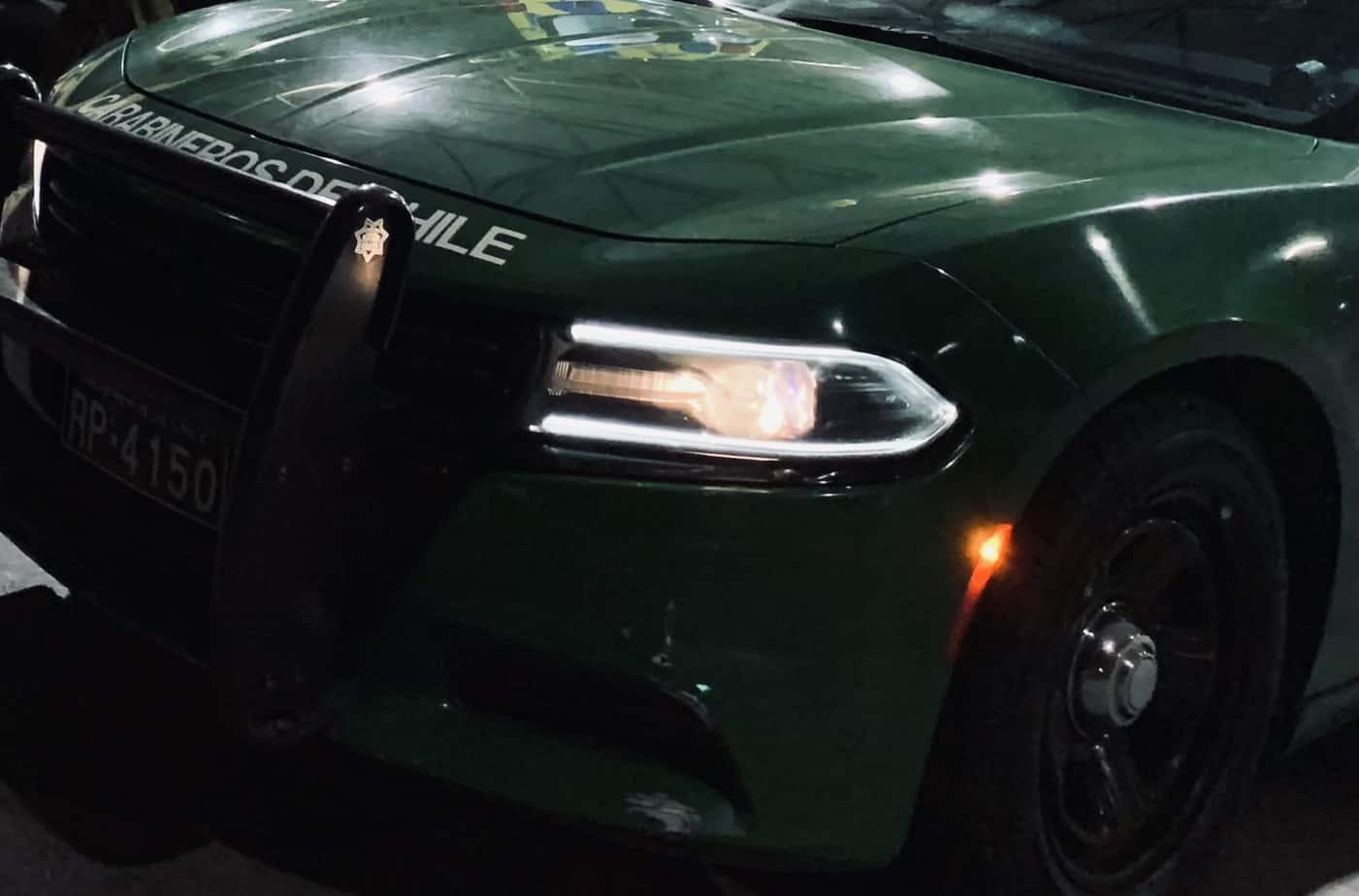 Administrativa de Carabineros fue atacada cuando fue a buscar a su hijo a una fiesta de Año Nuevo