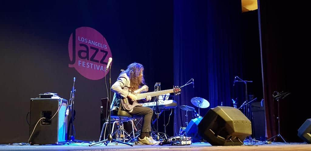 """Artistas y autoridades calificaron como exitosa la segunda versión del """"Festival Los Ángeles Jazz"""""""