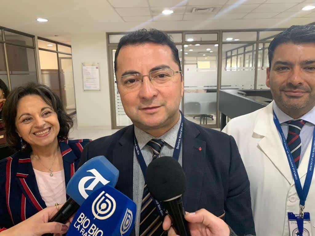 Servicio de Salud Biobío confirma salida de Rodrigo Sierra: asumirá cargo en Santiago