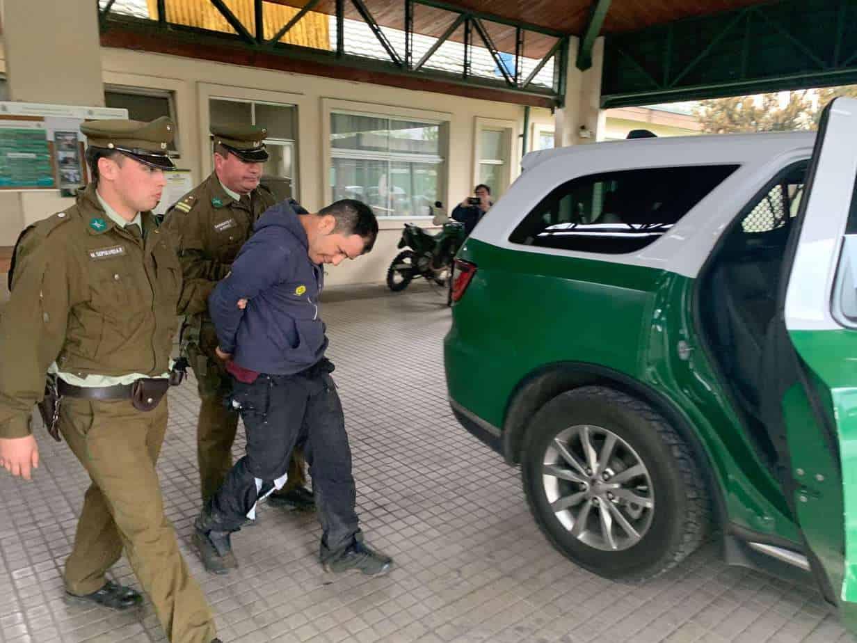 Capturan a 4 delincuentes por millonario robo armado al peaje San Roque de Nacimiento