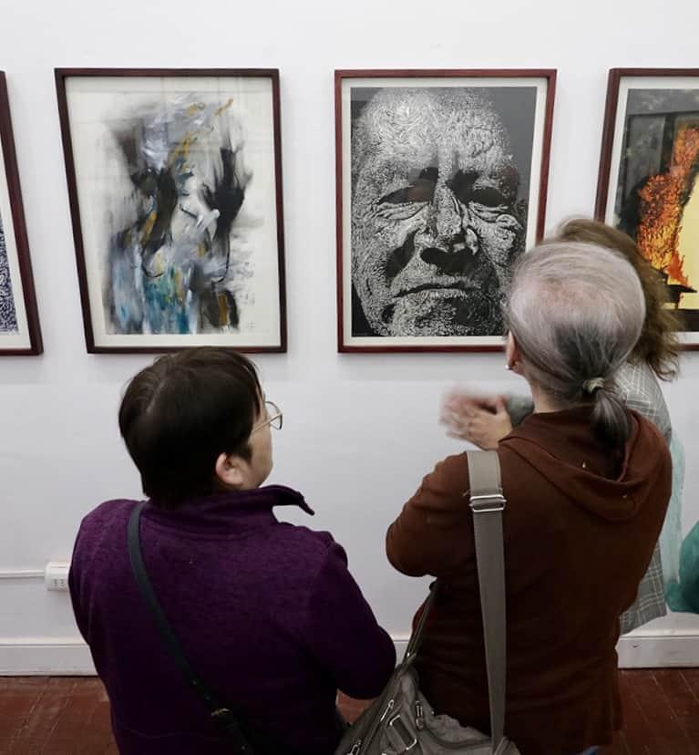 """""""Concepción Gráfica"""": Una exposición en torno a la ciudad y lo oculto"""