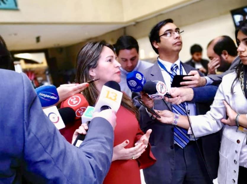 Diputada Joanna Pérez emplaza al gobierno a nombrar urgente al nuevo Subdere