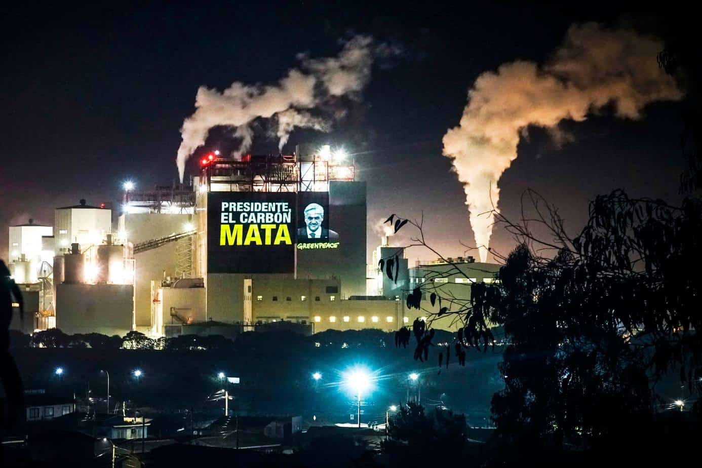 Greenpeace y cancelación de la COP25: «es un enorme fracaso»