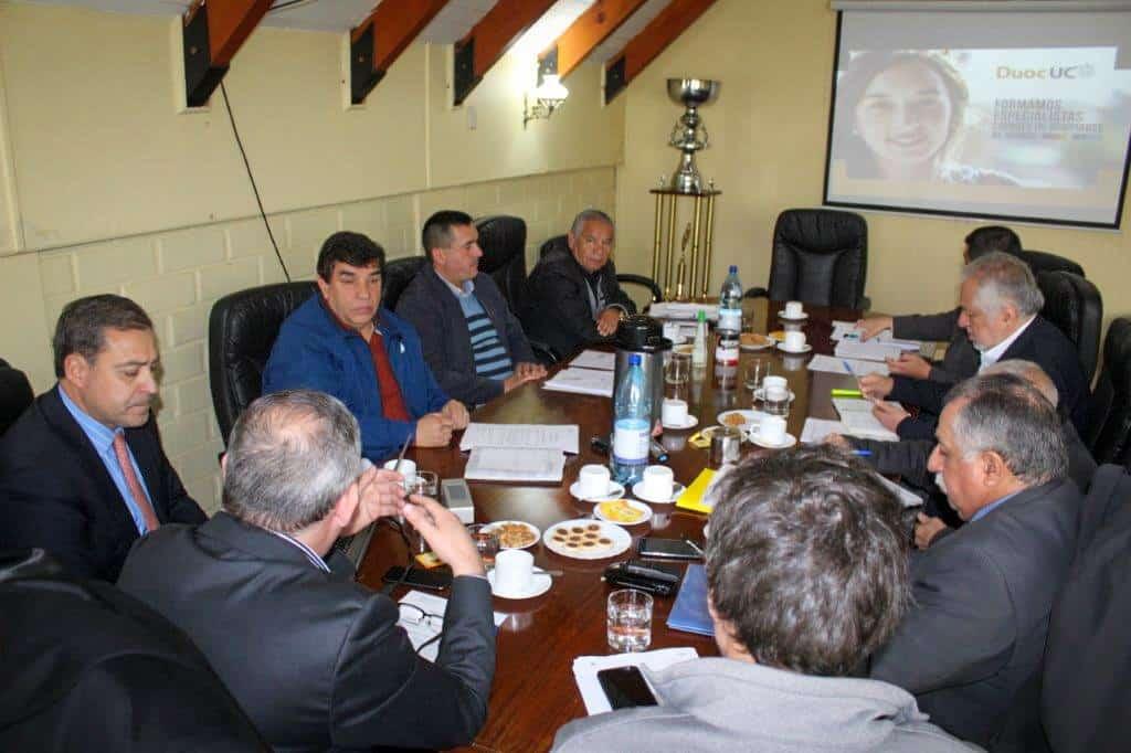 Duoc UC-CMPC recibe luz verde de las autoridades de Nacimiento