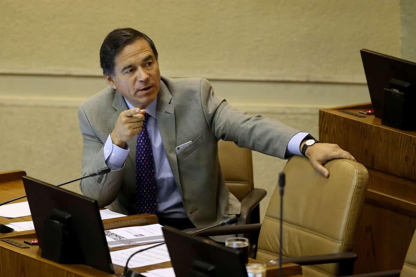 Diputado Norambuena (UDI) y disminución de dieta: «esperamos que se rebajen también las asignaciones»