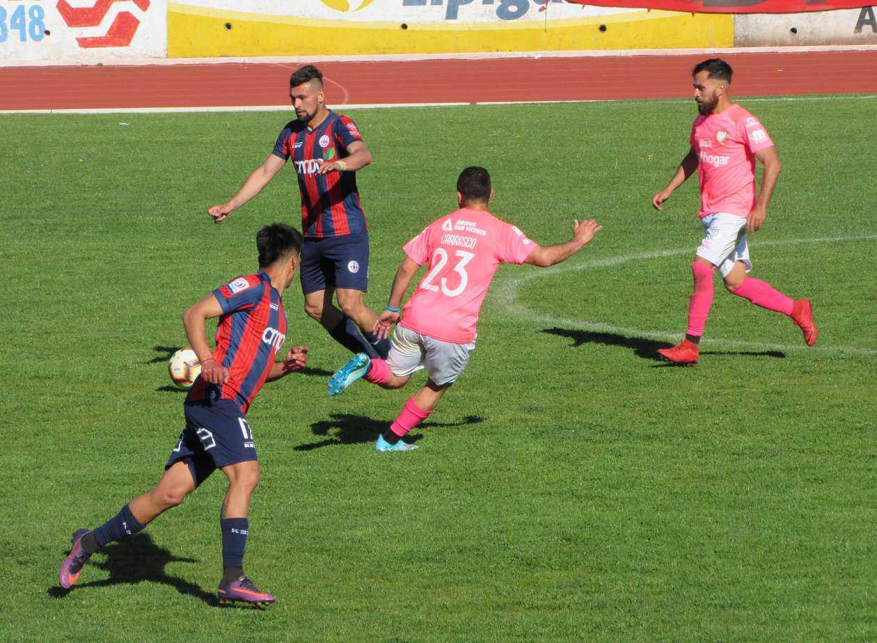 En un apretado partido Deportes Iberia y General Velásquez se reparten puntos en el Municipal de Los Ángeles