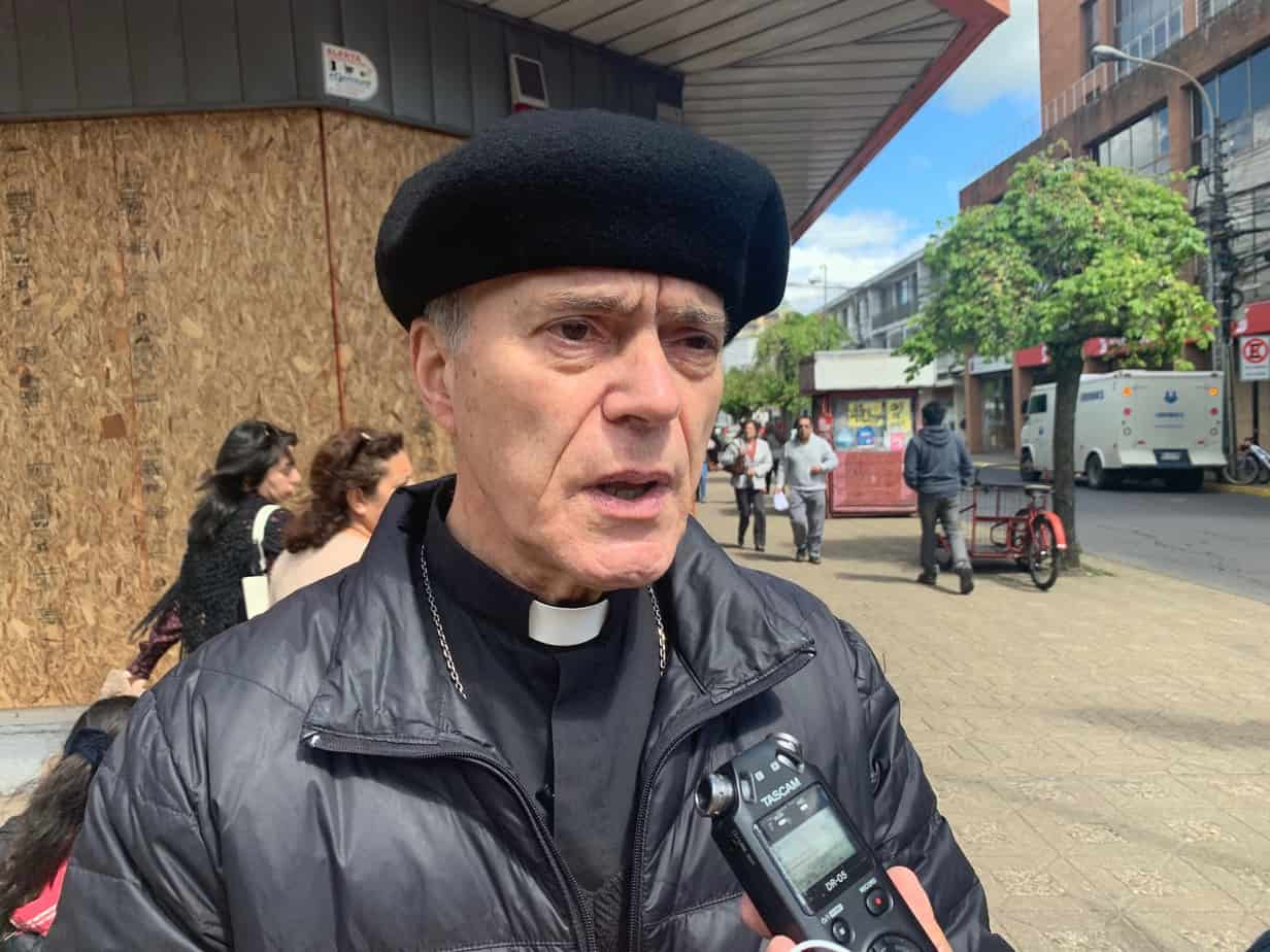 La carta del Obispo al clero que habría indignado al Gobierno