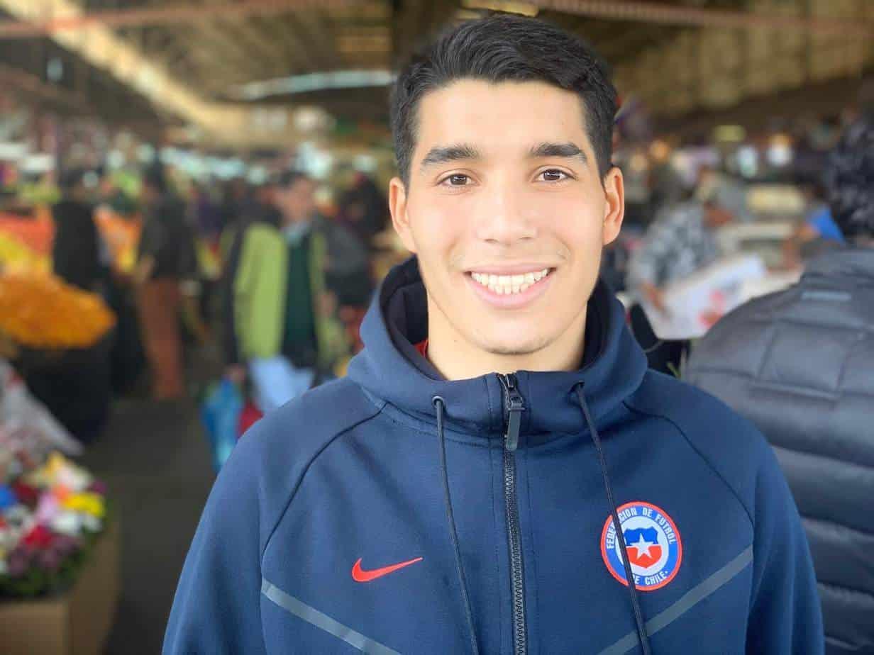 Conozca a Bernardo Araya: el capitán de La Roja de Futsal