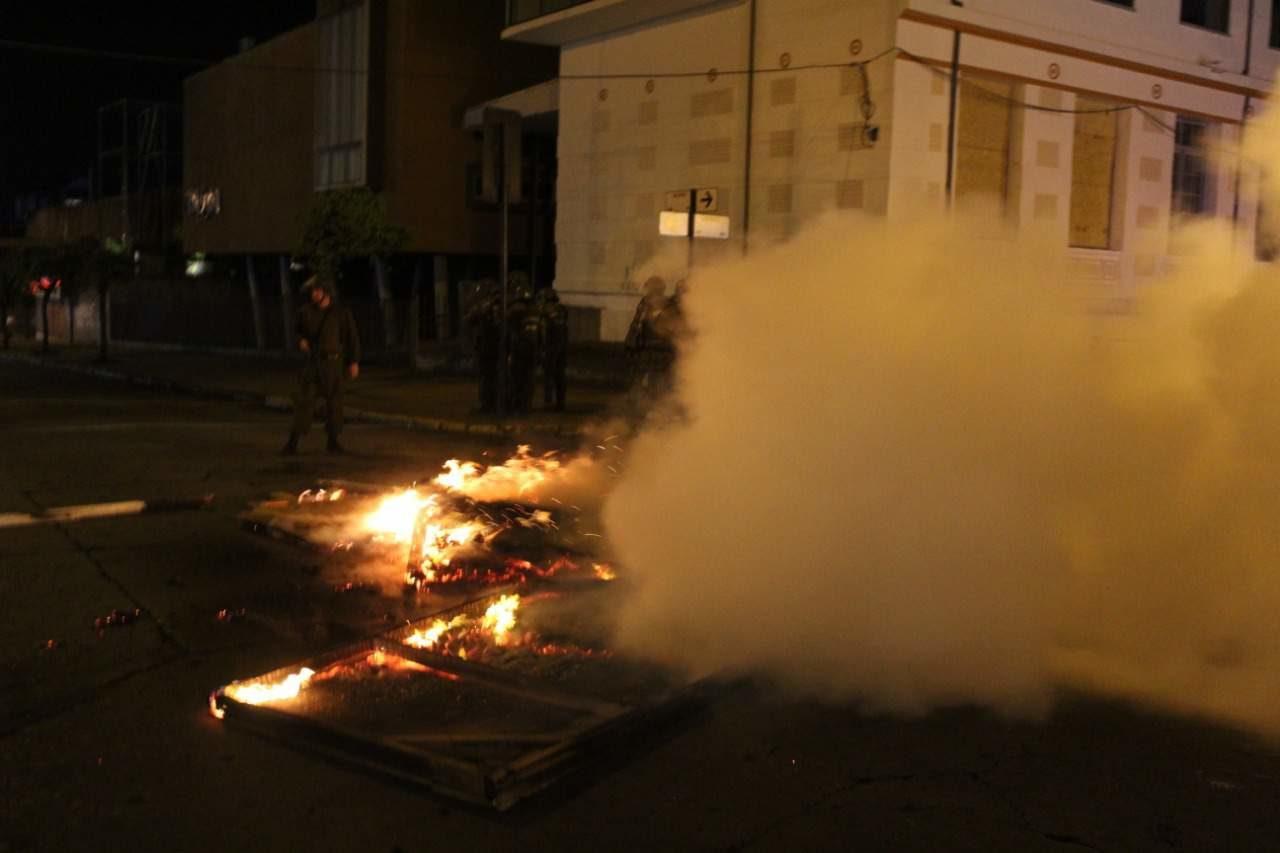 Movilización: ciudadanos v/s los que sólo quieren ver el mundo arder