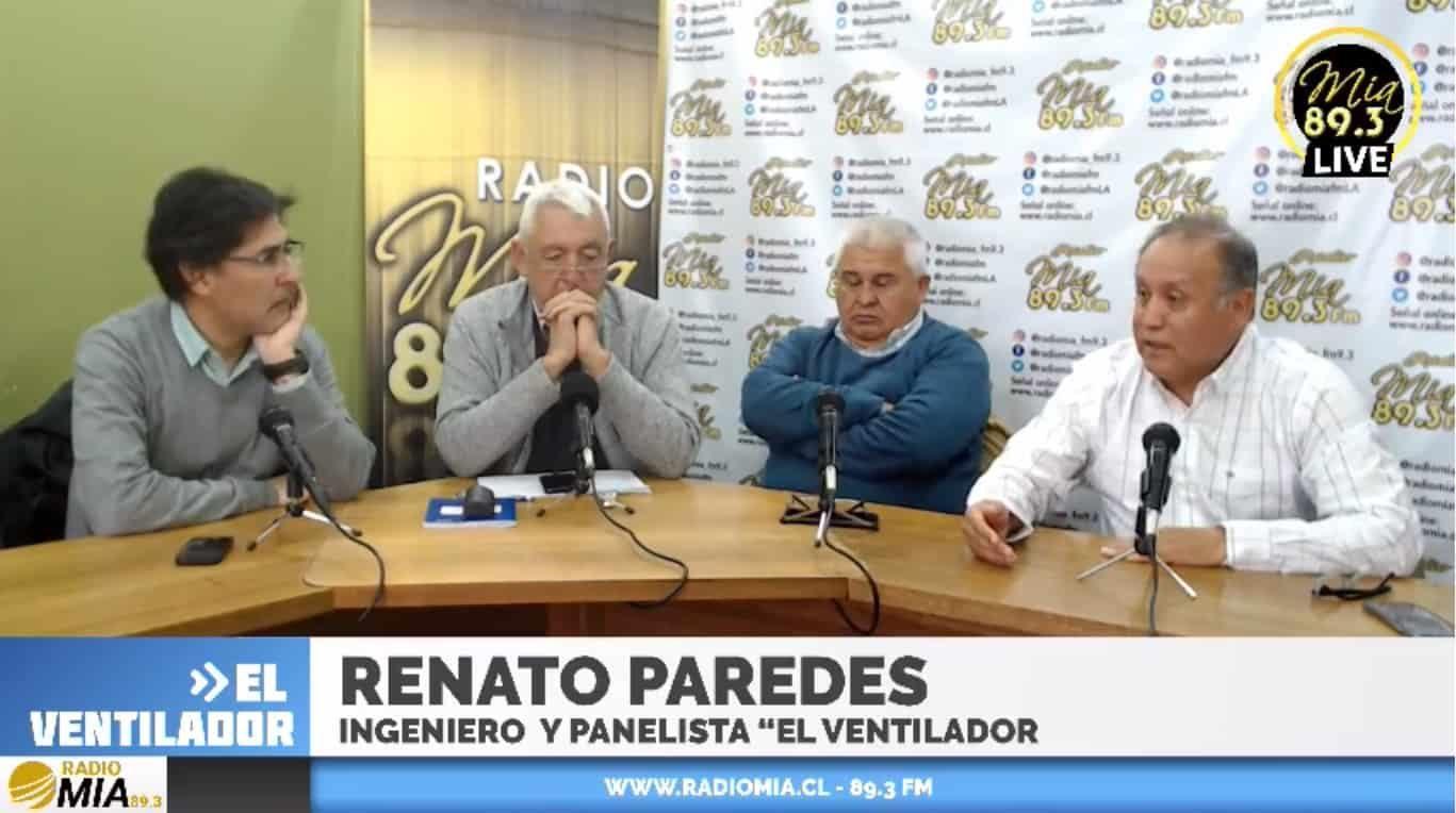 Ex gobernador emplaza a parlamentarios de Biobío con varios periodos a no presentarse más «por dignidad»