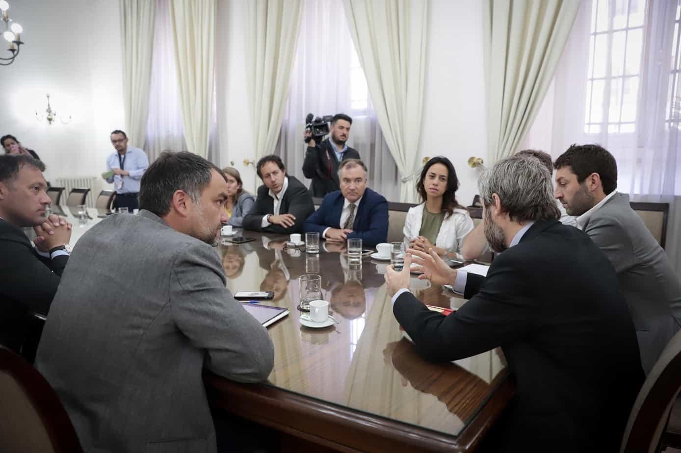 Diputado Urruticoechea busca acelerar agenda de orden público del Gobierno