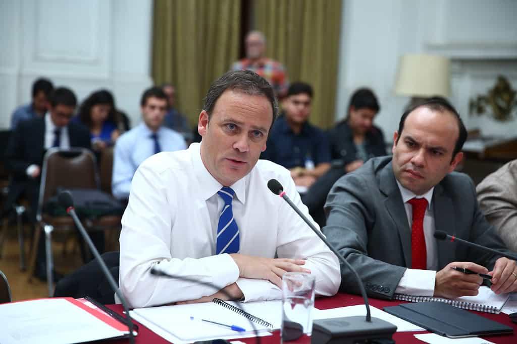 Ministro Ward aseguró en la Cámara de Diputados que están abiertos a una nueva Constitución